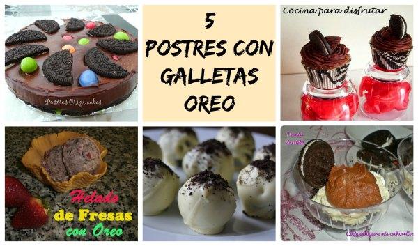 Postres-con-Galletas-Oreo-Collage