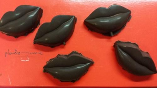 02 Besos Chocolatosos - Chiquirecetas
