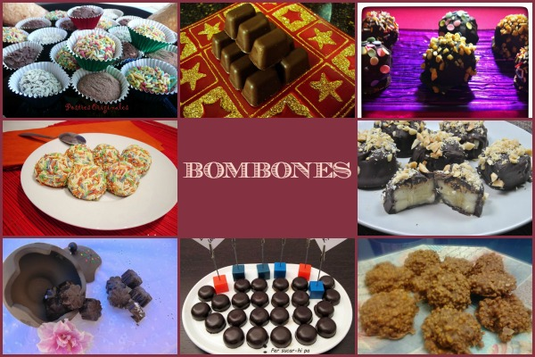 Bombones Collage