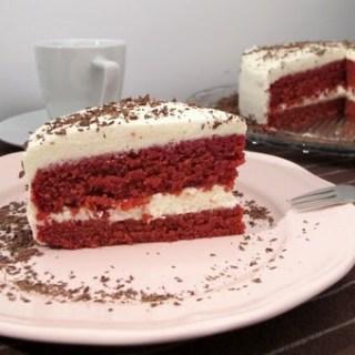 Red Velvet Cheesecake Brownie – ¿Quién ha hecho la receta?