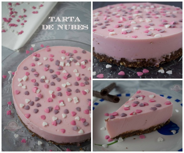 Tarta de Nubes Collage