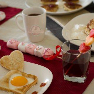Desayuno para Enamorar muy especial
