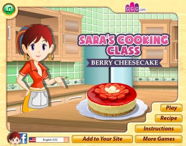juegos de cocina - Cocina con Sara