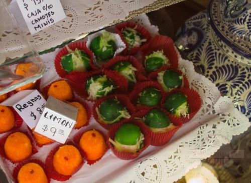 Dulces de Puebla 06 - Limones
