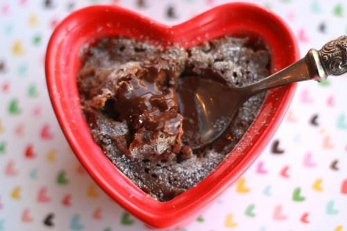 Mug Cake de Chocolate - Cocina con Clau