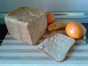 Pan de Naranja y Plátano - Arga