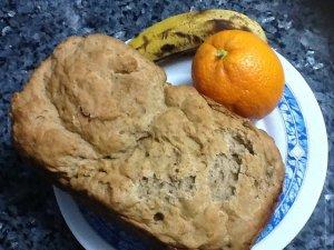 Pan de Naranja y Plátano - Mar Rosa