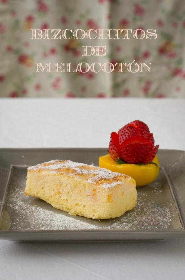 Bizcochitos de Melocotón - Texto
