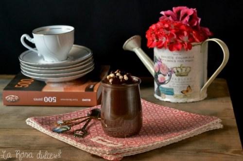 Postres con Aguacate - Mousse de Chocolate Vegana