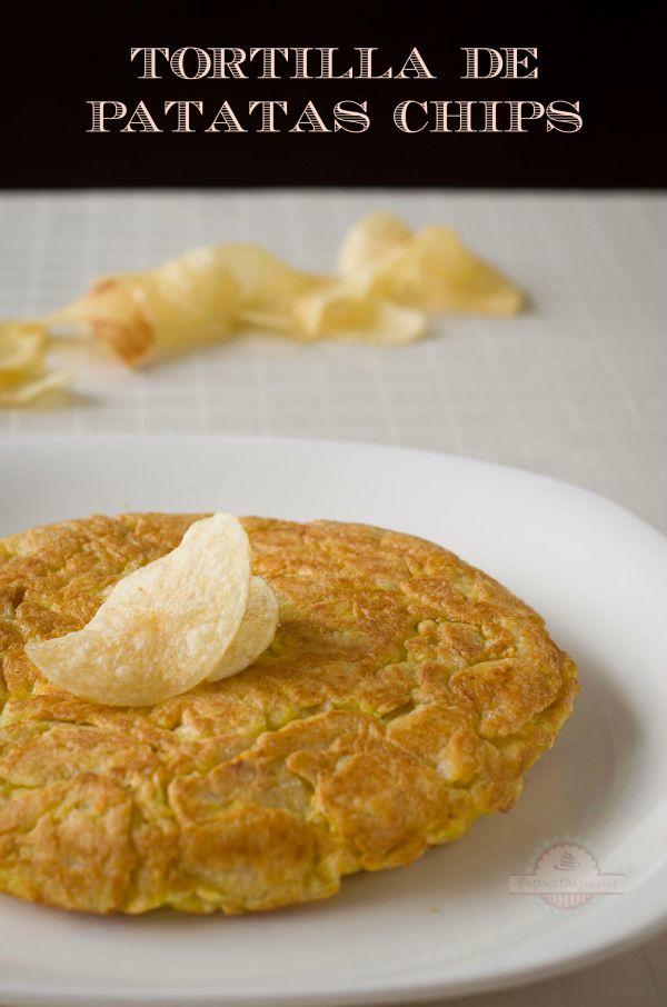 Tortilla de Patatas Chips - Texto 01
