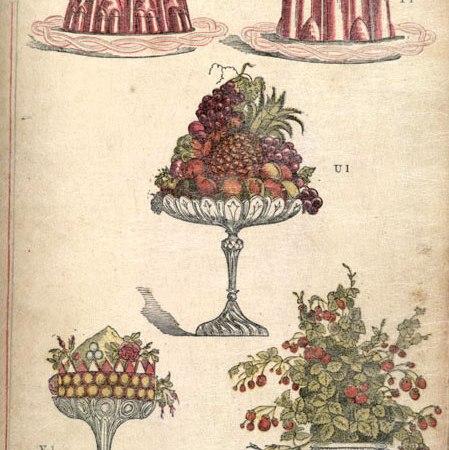 Reino Unido – Origen del Trifle