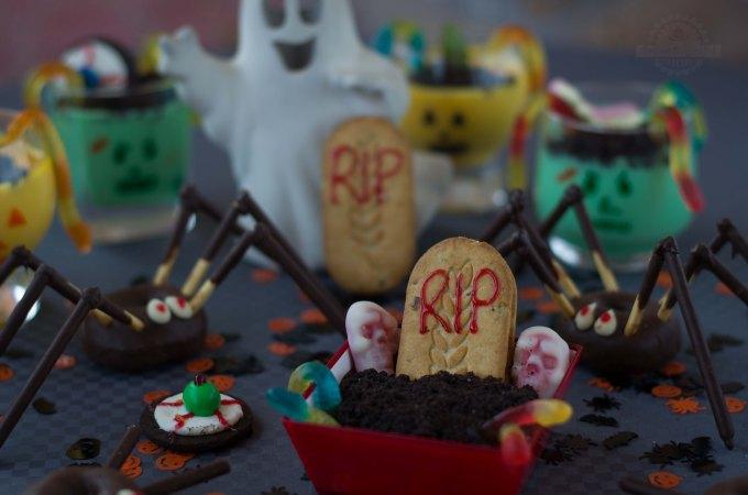 Recetas para Halloween Fáciles y Rápidas