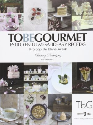 Libros para cocinillas - To be gourmet