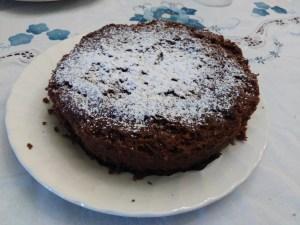 Pastel de Chocolate en Microondas - Almudena