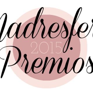 Participo en los Premios Madresfera 2015