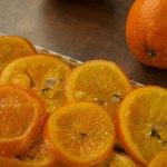 Naranja Confitada – Fruta Confitada