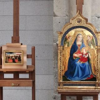 Madonna de la granada – Fra Angelico