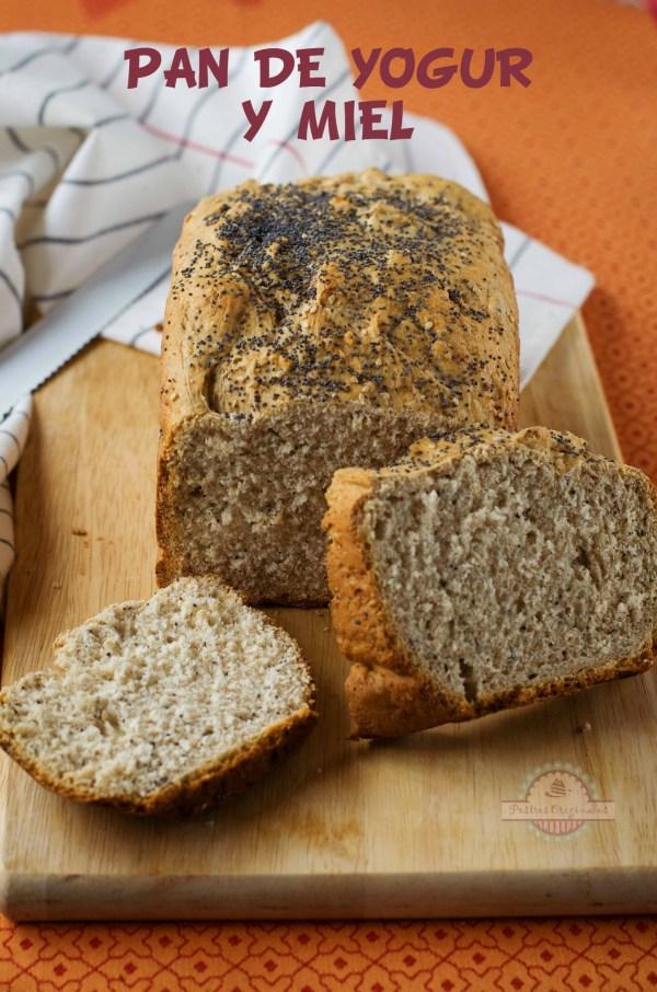 Pan de Yogur y Miel - Texto 01