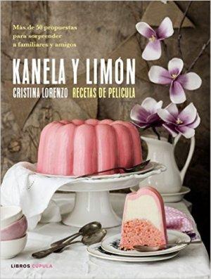 Libros de Postres - Kanela y Limón