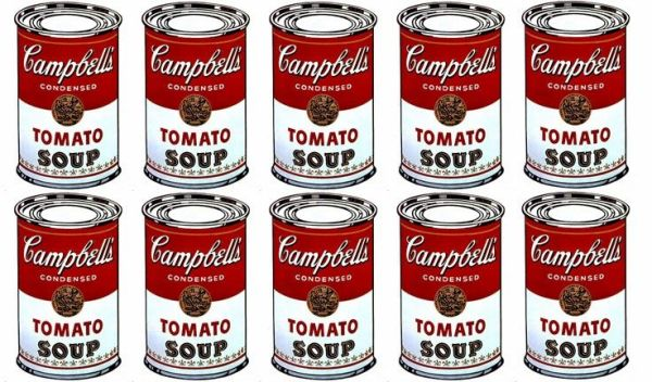 Sopa Campbell - Campbell Soup 62