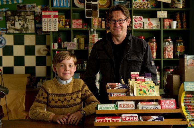 Toast (2010) La historia de un niño hambriento