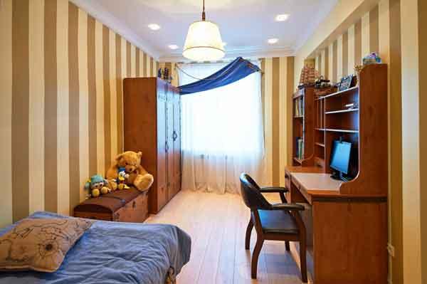 Детская комната для мальчика подростка 12, 13, 14 лет ...