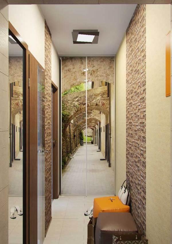 Фото дизайн интерьера однокомнатной хрущевки 31 кв. м.