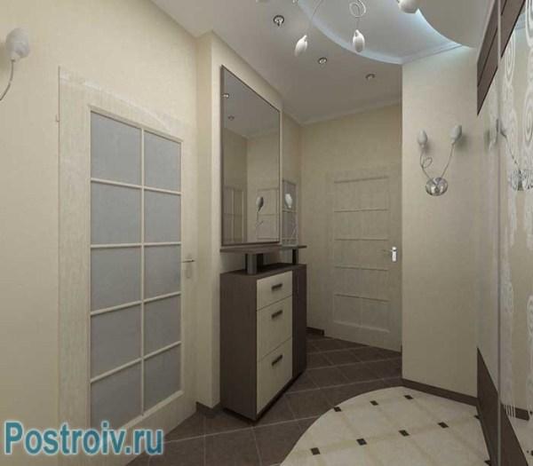 Дизайн коридора фото. Дизайн интерьера узкого и длинного ...