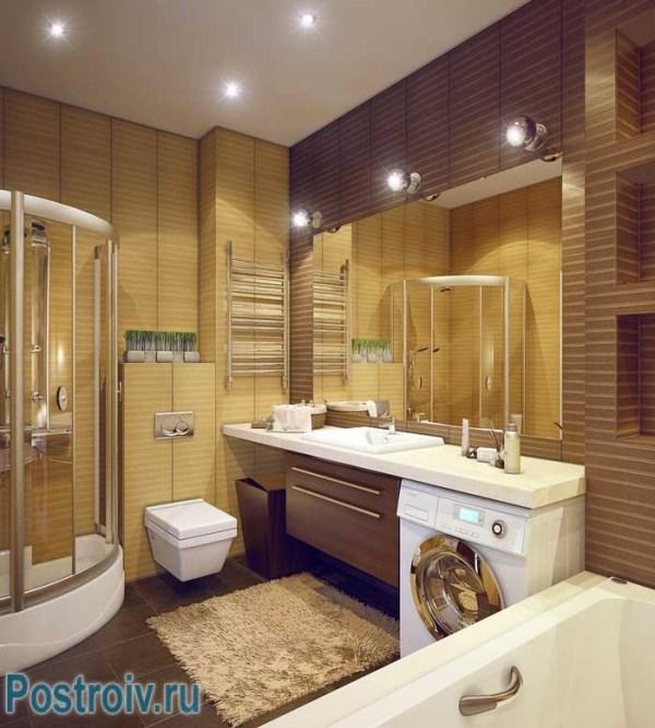 Дизайн проект 2 комнатной квартиры в панельном доме. Фото ...