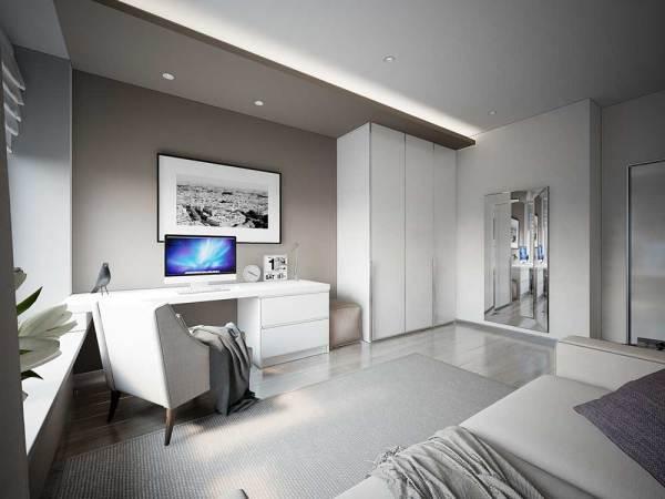Дизайн комнаты 14 кв м фото в современном стиле. Подборка ...