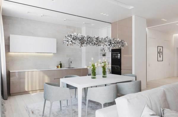 Дизайн гостиной 2019. Фото современных идей. Обои и отделка