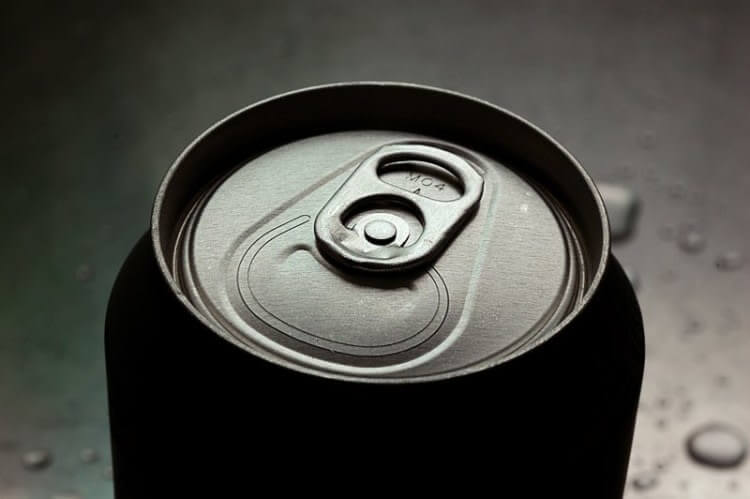 The Tab of A Soda Can