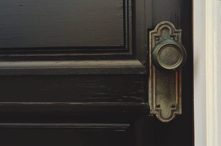 Why Brass Doorknobs?