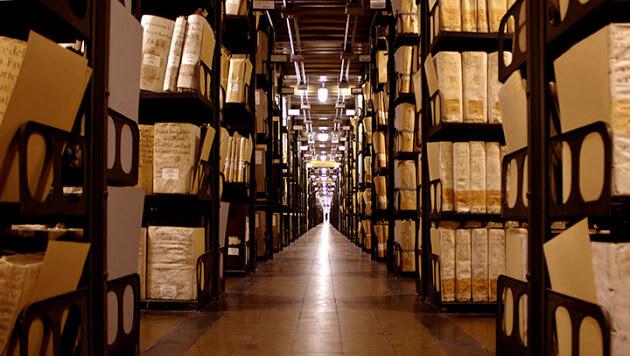 Arquivos Secretos do Vaticano, Vaticano