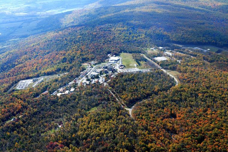 Centro de Operações Emergenciais do Monte Weather, Estados Unidos