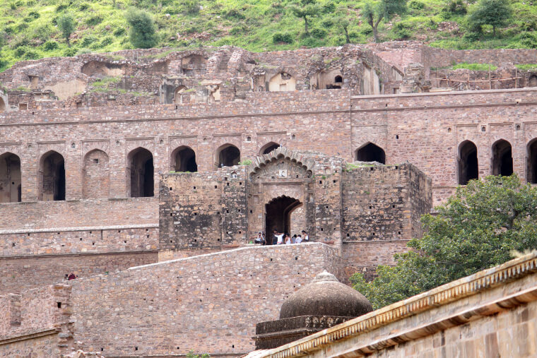 Forte Bhangarh, Rajastão, India