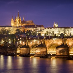 Essence of Prague - Landscape Photography by Paul Sutton at Postscriptphoto