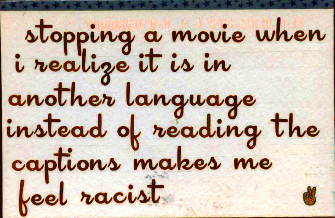 6.racist