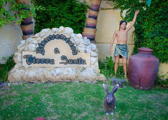A visit to Tierra Santa, a Christian theme park in Buenos Aires, Argentina