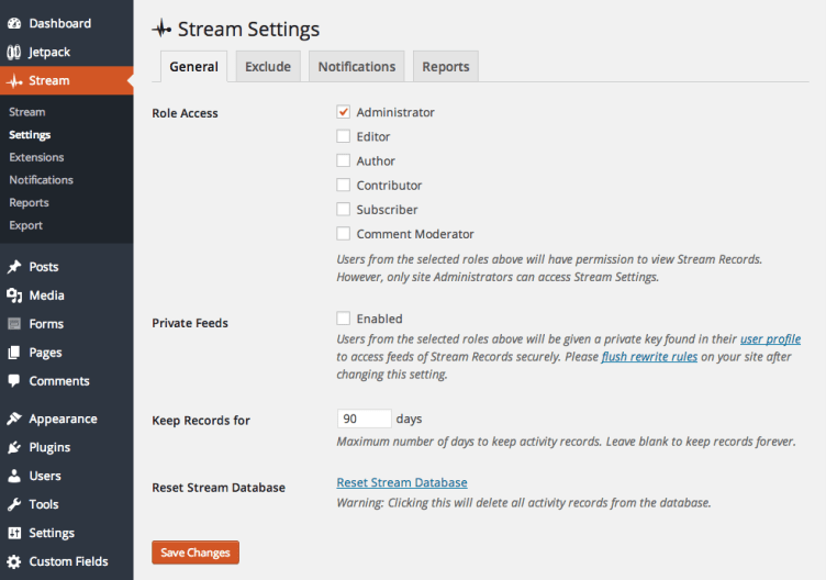 stream-settings-page