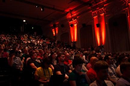 WCEU audience