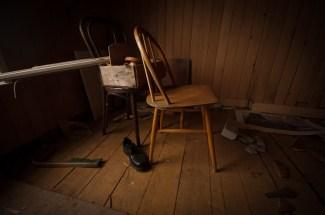 ...vilka 70- och 80-talister känner inte igen den stolen...