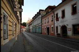Maistrova street - Glavni trg neighborhood / Ulica Maistrova - okolice Glavni trg