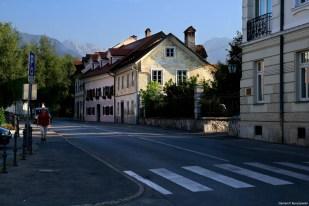 Medvedova street view - Glavni trg neighborhood / Ulica Medvedova - okolice Glavni trg