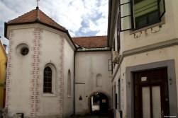 Chapel of Saint Elizabeth / Kaplica św. Elżbiety