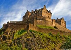 Edinburgh Castle - things to do in Edinburgh Scotland