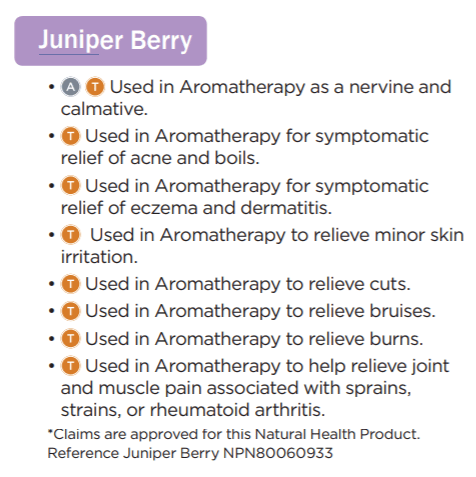 doTERRA - Juniper Berry