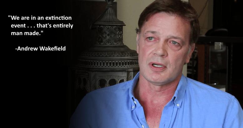 Andrew Wakefield Extinction