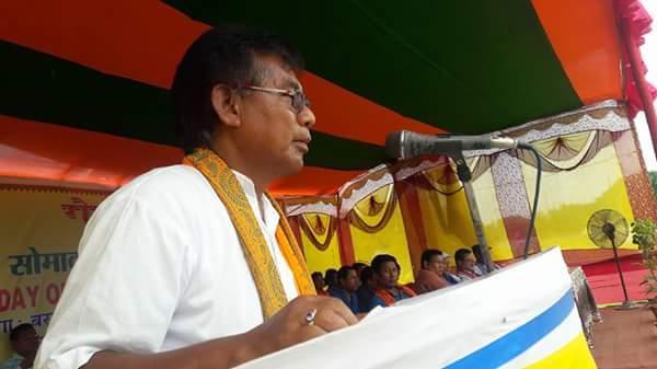 NDFB Founder General Secretary Govinda Basumatary