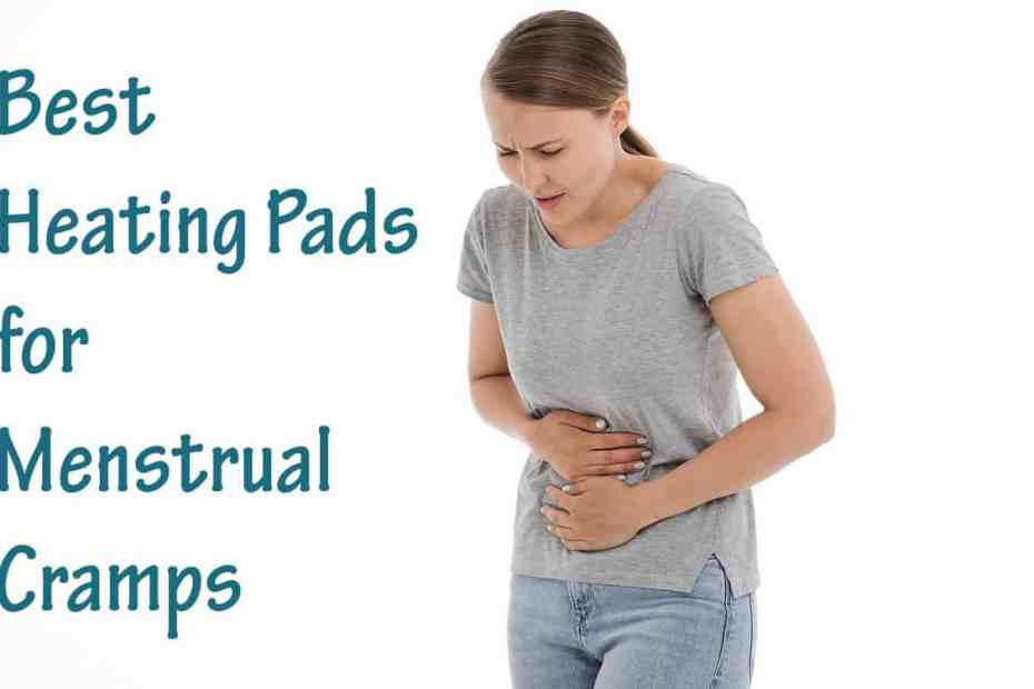 5 Best Heating Pads for Menstrual (Period) Cramps
